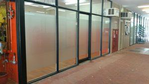 security window tinting